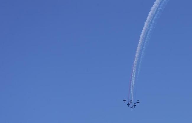 Seafair Air Show
