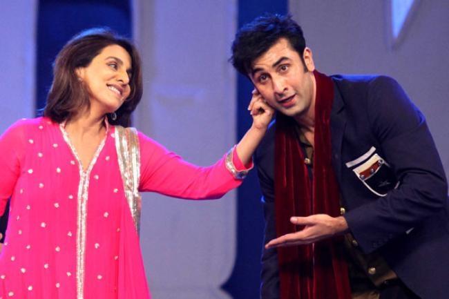 Ranbir Kapoor and his mother Neetu Kapoor