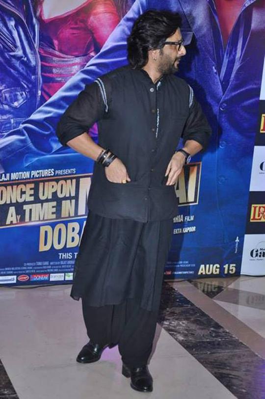 Arshad Warsi at Ekta Kapoor