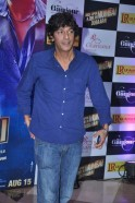 Chunky Pandey at Ekta Kapoor's iftar party