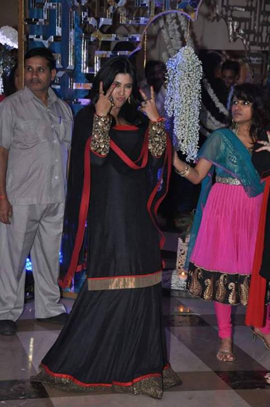 Ekta Kapoor hosted an iftar party