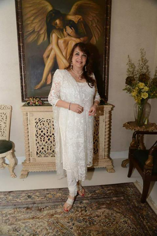 Zarine Khan hosted an iftar party