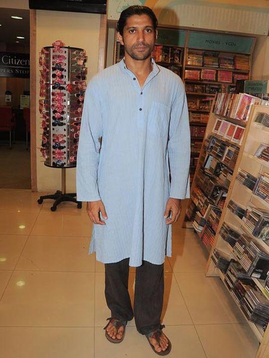 Farhan Akthar