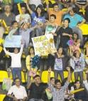 Badminton Fans