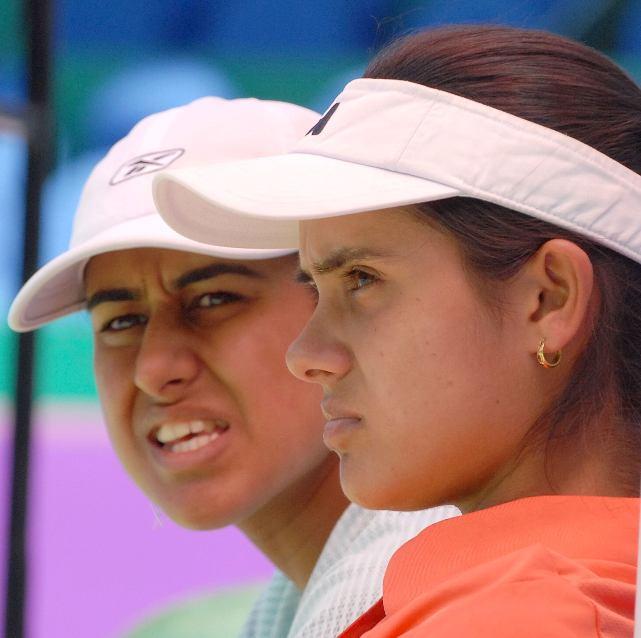 Sanaa and Ankita Bhambri