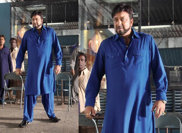 Sanjay Dutt in a still from Zanjeer