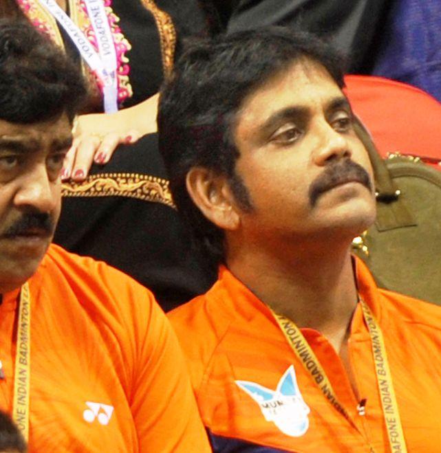 Nagarjuna and Chamundeshwarnath