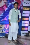 Abhishek Bachchan at Ekta Kapoor's iftar party