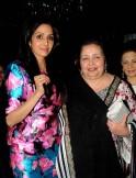 Pamela Chopra, Sridevi
