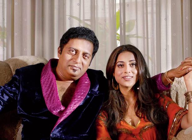 Prakash Raj, Mahie Gill