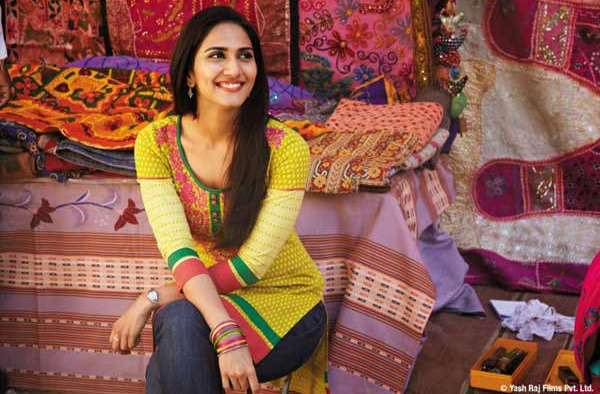 Vaani Kapoor is called Tara in the film.