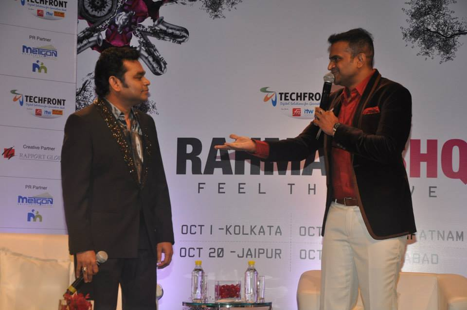 AR Rahman recently announced his first national tour in two decades
