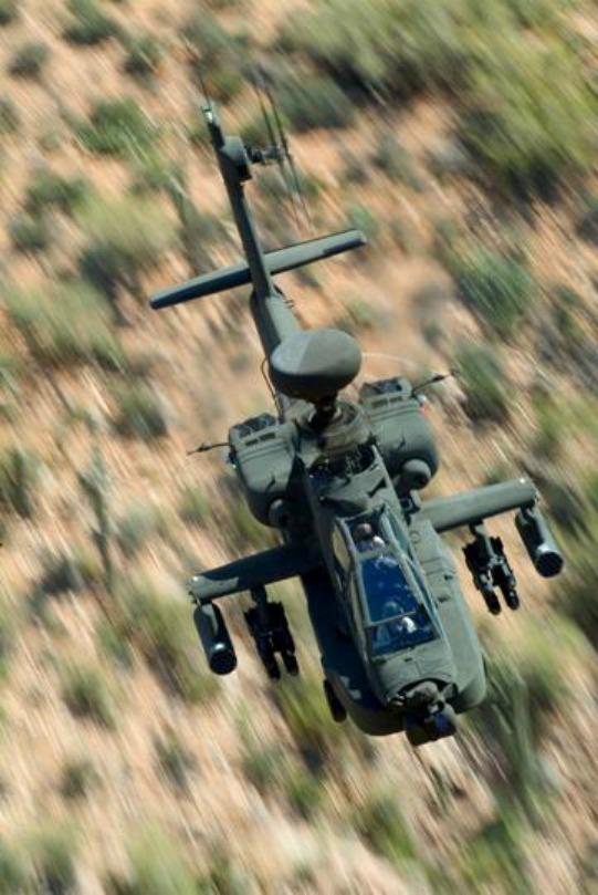 AH-64D Apache