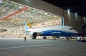 Boeing Rolls Out 787-9 Dreamliner
