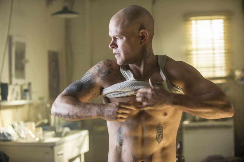 Matt Damon's Elysium will now open in India on September 27