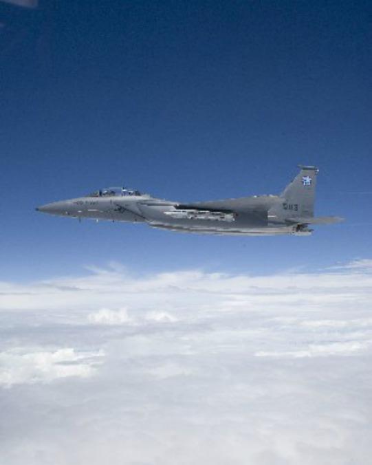F-15 Silent Eagle Demonstrator