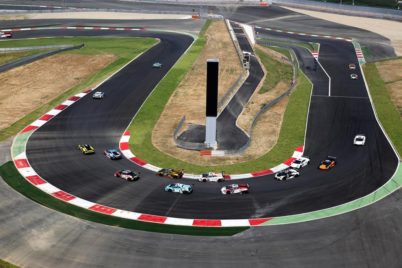 Lamborghini Blancpain Super Trofeo Asia Series
