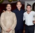 Sanjay Khan's Iftar party at his Juhu residence in Mumbai