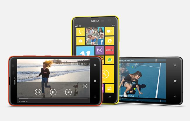 Nokia Lumia 625Nokia's biggest Lumia was launched in India along with the flagship Lumia 925. Nokia Lumia 625 is priced at Rs 19,999.