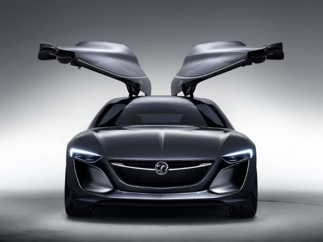 The Monza concept would be showcased at the upcoming Frankfurt Motor Show in September 2013 and previews the future Opel/Vauxhall design strategy