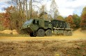Oshkosh Heavy Traction Vehicle