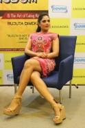 Richa Chaddha At Rujuta Diwekar's DVD Launch