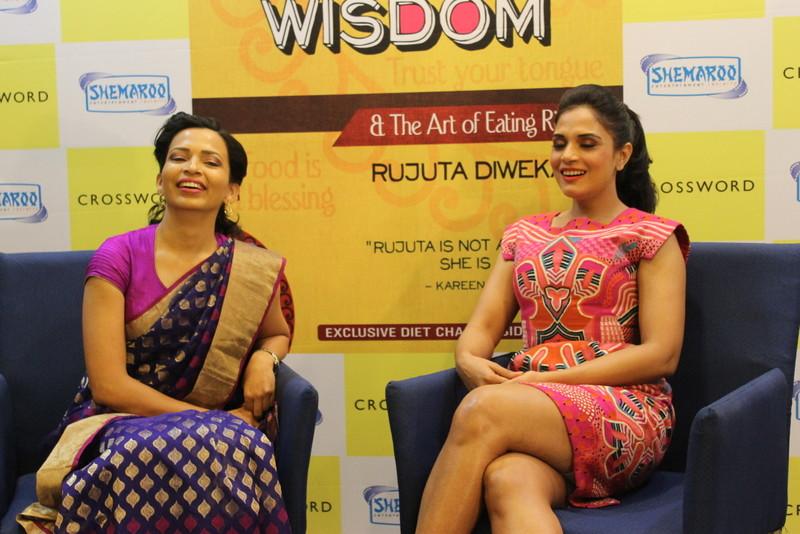 Richa Chaddha At Rujuta Diwekar