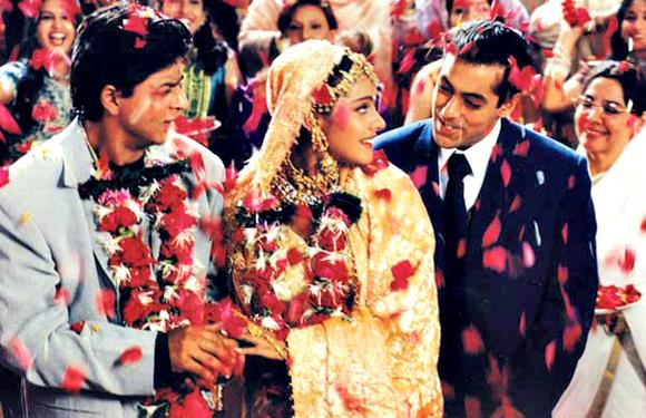 Salman Khan in 'Kuch Kuch Hota Hai'