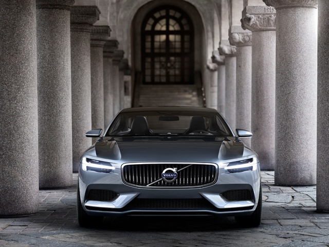 Inspired by contemporary, progressive Scandinavian lifestyle and design, as well as iconic elements from the past, the elegant new Volvo Concept Coupé is the first of a series of three concept cars that reveal the design possibilities created by the company's new Scalable Product Architecture (SPA)