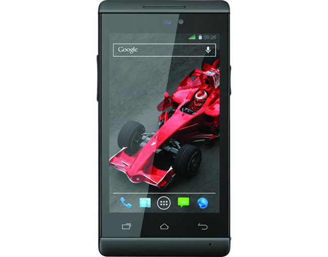 Xolo A500S is currently the cheapest Xolo phone available in the market today under Lava mobile's premium smartphone brand, Xolo.