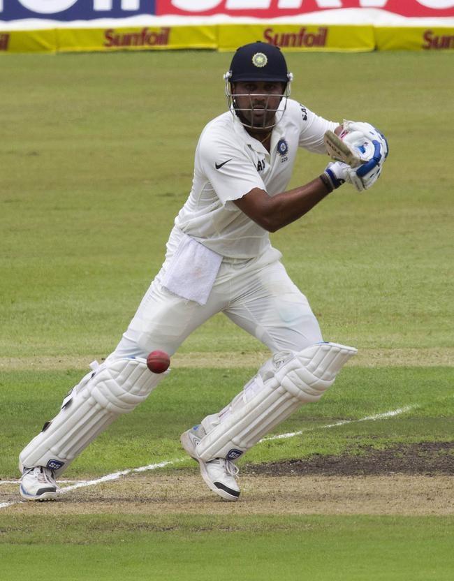 Murali Vijay 91*
