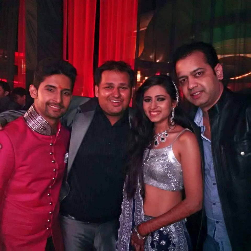 Ravi Dubey, Rahul Mahajan, Sargun Mehta
