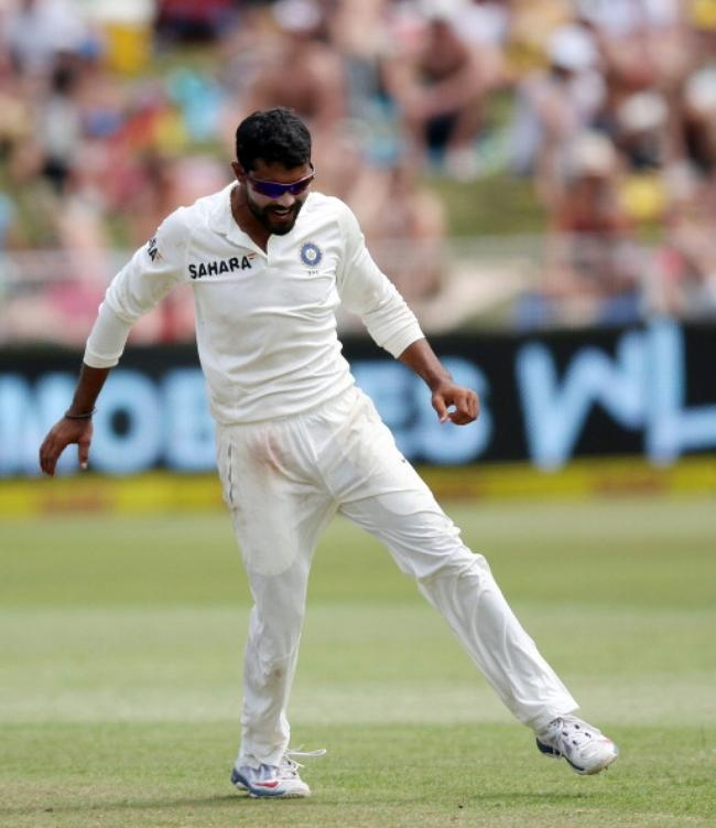 Ravindra Jadeja - The Star with the ball