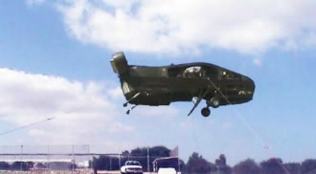 AirMule Unmanned VTOL Aircraft