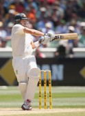 Watson scored quickfire fifty
