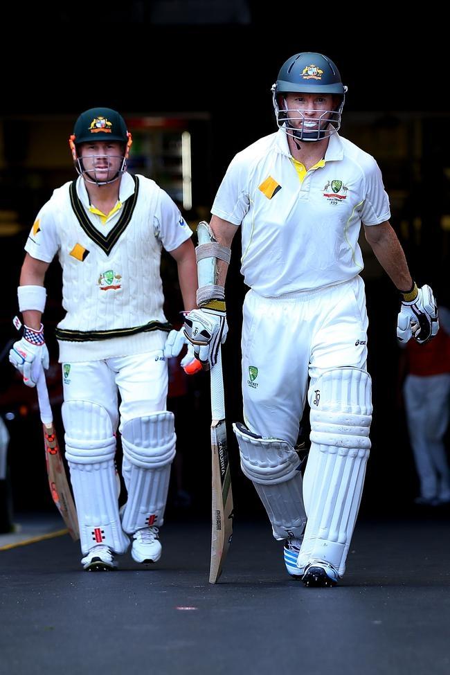 The Australian openers