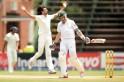 Ishant Sharma picked up Dale Steyn