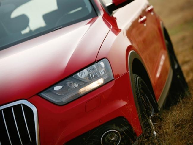 2013 Audi Q3S