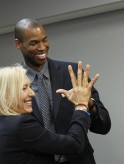 Martina Navratilova, Jason Collins