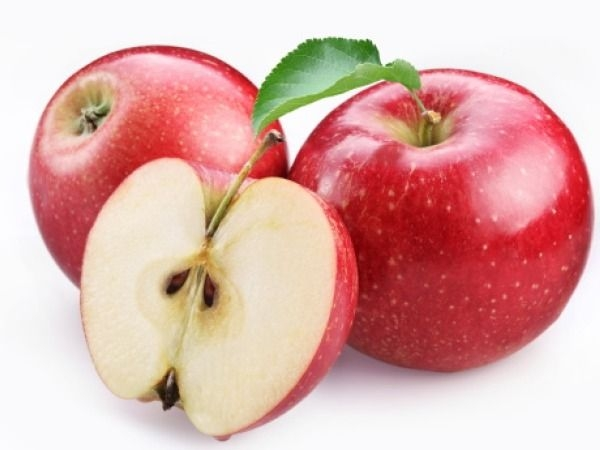 How to Detox Liver: Foods Good for Liver: Apples