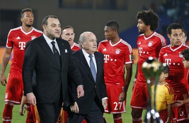 Bayern munich fifa club world cup patch