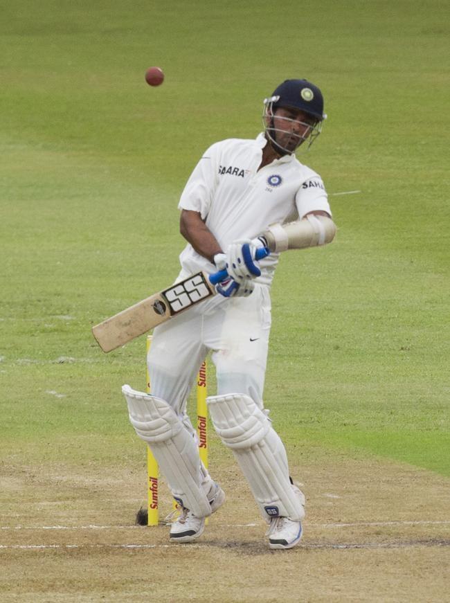Solid Murali Vijay