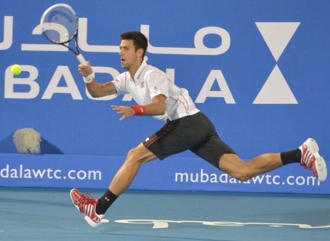 Djokovic beat Tsonga