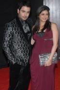Vivian Dsena and Vahbbiz Dorabjee