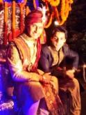 Ravi Dubey and Karan Wahi