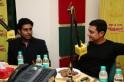 Aamir Khan and Abhishek Bachchan