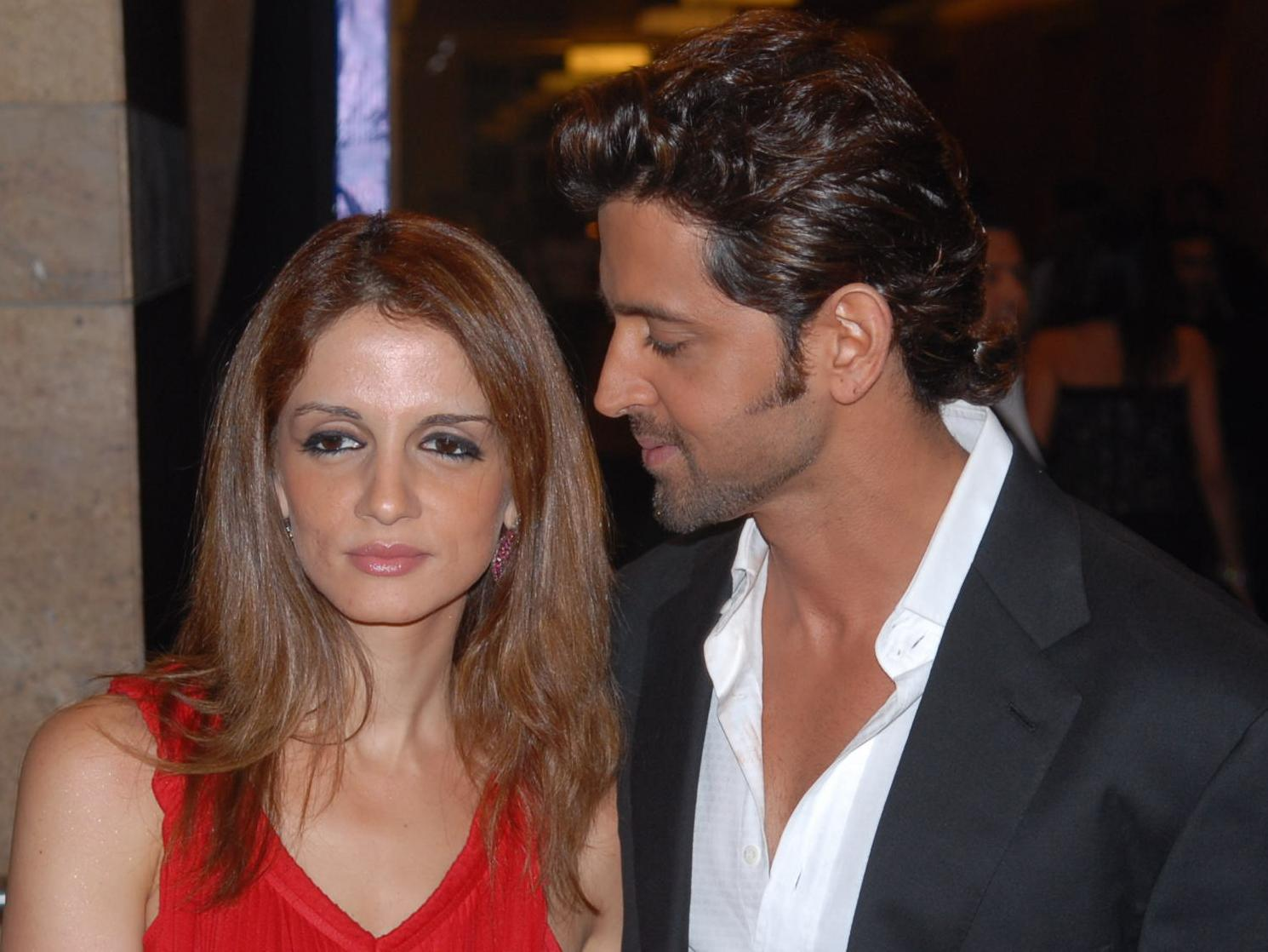 Hrithik & Sussanne's divorce has shocked all, but the relationship  had seen many happy days. Here are pictures from those times...