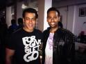 Salman Khan and VJ Andy