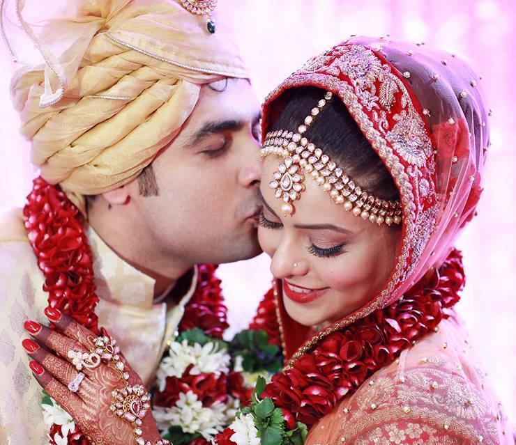 TV Actress Aamna Sharif Marries Producer Amit Kapoor ...Aamna Sharif Real Life Marriage Photos