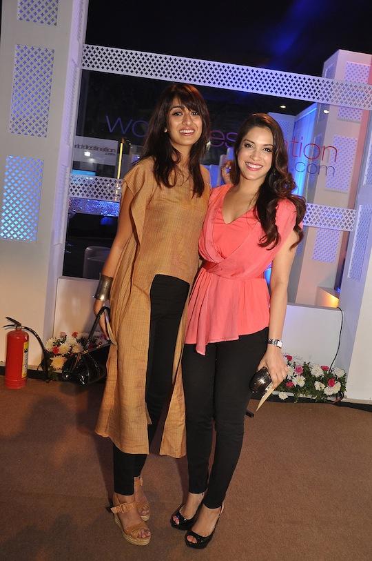 Binal Trivedi, Rashmi Nigam for Falguni & Shane Peacock